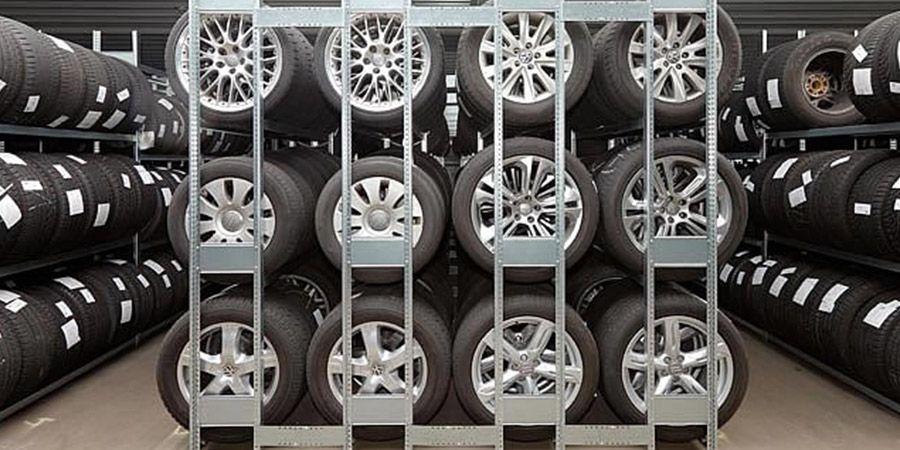 как да съхранявате гумите