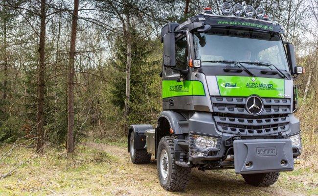 лизинг за специализирани камиони