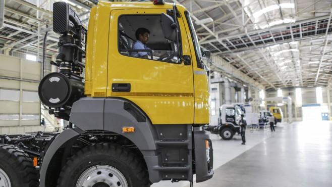китайски камиони