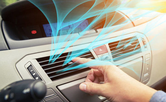 климатик в автомобила