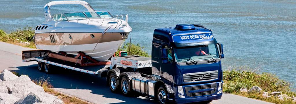 превоз на яхти и лодки