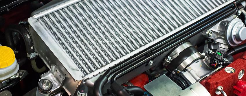 радиатор на автомобил