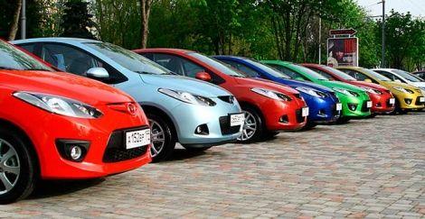 цвят на автомобила