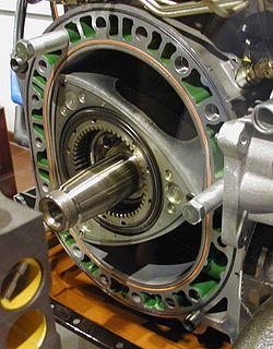 ротационен двигател