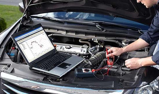 диагностика на двигателя
