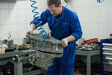 ремонт на скоростната кутия