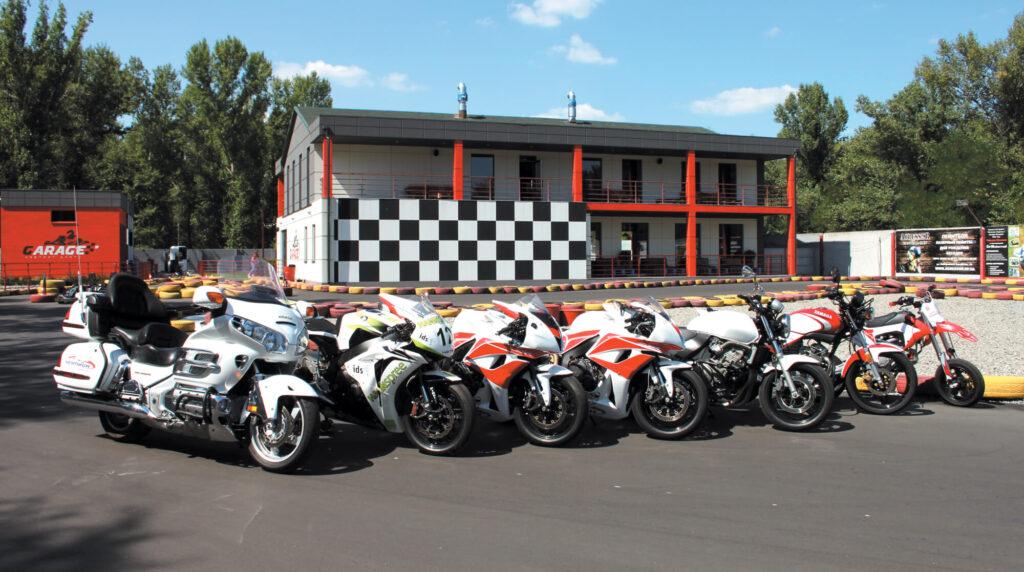 мотошко училище за мотоциклетист