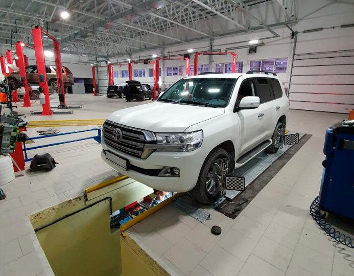 модерни автомобилни услуги