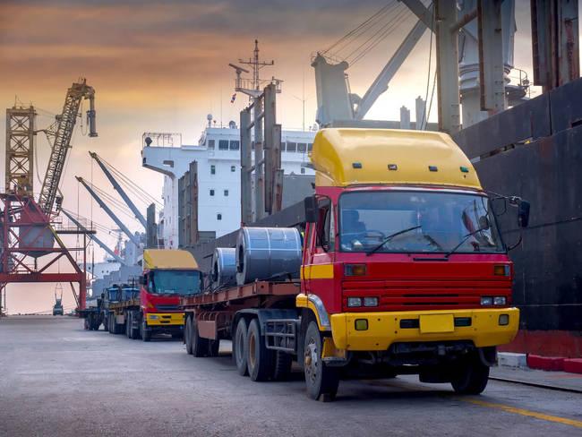 видове товарни превози