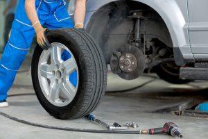 износване на автомобилните гуми