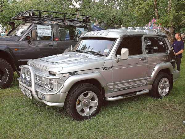 тунинг за Chevrolet Niva
