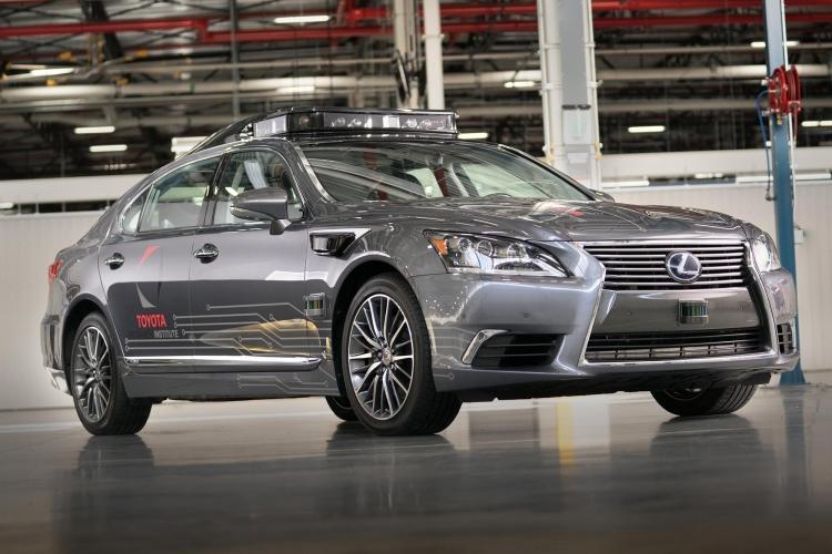 тестване на Toyota