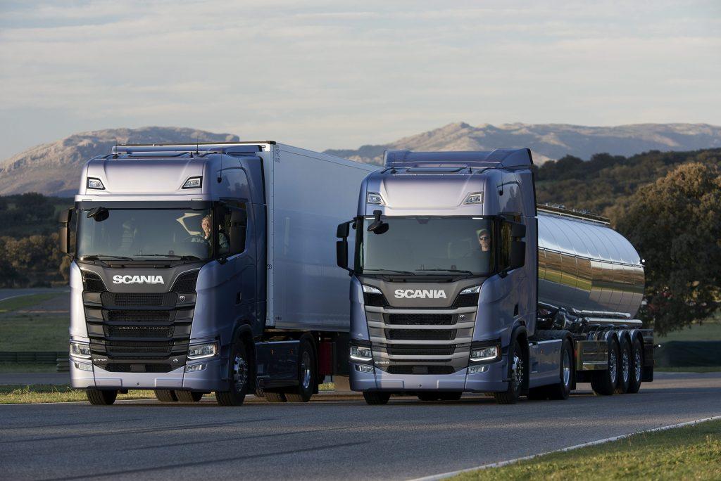 ново поколение камиони